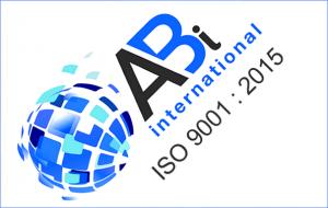Logo certification ISO-9001-2015